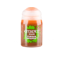 Shade : Fuegan Orange