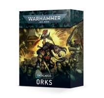 Datacards : Ork (English)