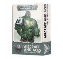 Aeronautica Imperialis : Aircraft & Aces : Adeptus Astartes Cards
