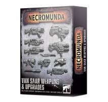 Necromunda - Van Saar Weapons and Upgrades