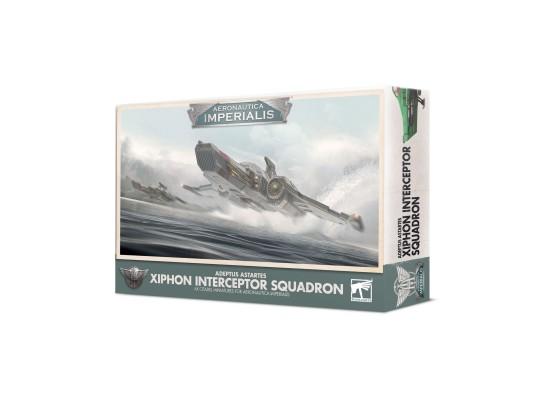Aeronautica Imperialis : Adeptus Astartes Xiphon Interceptor Squadron