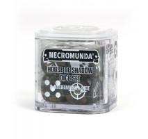 Necromunda House of Shadow Dice Set
