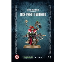 Adeptus Mechanicus TechPriest Enginseer