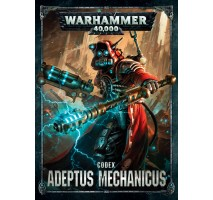 Codex : Adeptus Mechanicus (hardback)