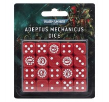 Adeptus Mechanicus Dice Set