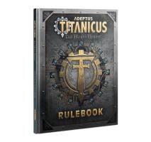 Adeptus Titanicus The Horus Heresy – Rulebook