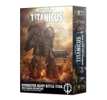 Warmaster Titan with Plasma Destructors