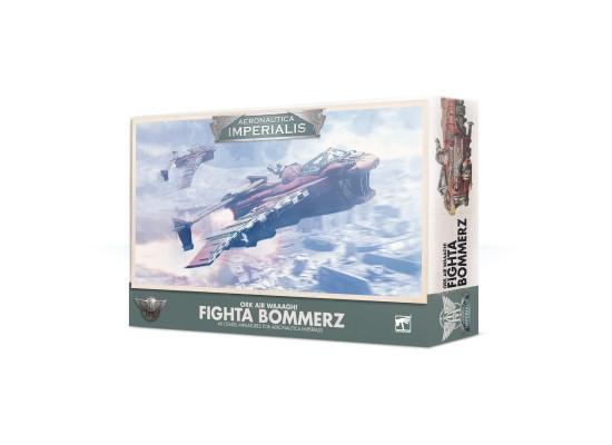 Aeronautica Imperialis : Ork Air Waaagh! Fighta Bommerz