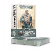 Aeronautica Imperialis : Aircraft And Aces : Imp. Navy Cards