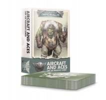 Aeronautica Imperialis : Aircraft & Aces : Ork Air Waaagh! Cards