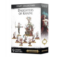 Warhammer Age of Sigmar - Start Collecting Daughters of Khaine
