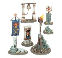 Warhammer Age of Sigmar Realmscape: Objectives Set