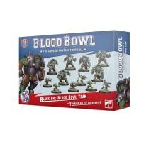 Black Orc Blood Bowl Team: The Thunder Valley Greenskins
