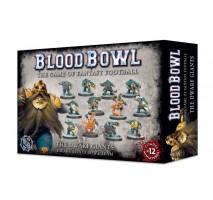 The Dwarf Giants - Dwarf Blood Bowl Team