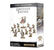 Warhammer Age of Sigmar - Start Collecting Greywater Fastness