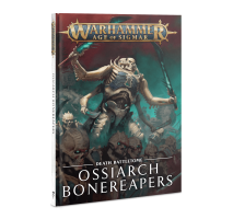 BattleTome: Ossiarch Bonereapers (Hb) Eng