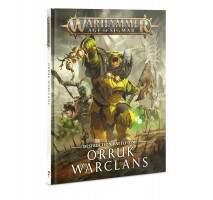 Battletome : Orruk Warclans (hardback)