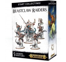 Warhammer Age of Sigmar - Start Collecting Beastclaw Raiders
