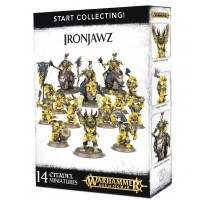 Warhammer Age of Sigmar - Start Collecting Ironjawz