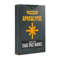 Apocalypse Datasheets: Chaos Space Marines ENG