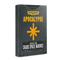 Apocalypse Datasheets: Chaos Space Marines ENG