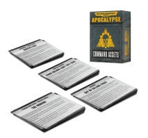 Apocalypse Command Assets (ENGLISH)