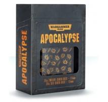 Warhammer 40000: Apocalypse Dice Set