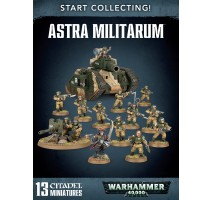 Warhammer 40 000 - Start Collecting Astra Militarum