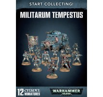 Warhammer 40 000 - Start Collecting Militarum Tempestus