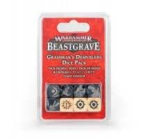 Beastgrave : Grashrak's Despoilers Dice Pack