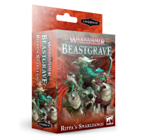 Beastgrave : Rippa`s Snarlfangs (warband)