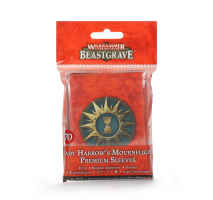 Beastgrave : Lady Harrow`s Mournflight Premium Sleeves