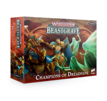 Beastgrave : Champions of Dreadfane (warband pack)
