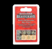 Beastgrave : Rippa`s Snarlfangs Dice Set