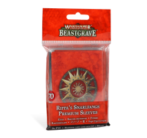 Beastgrave : Rippa`s Snarlfangs Premium Sleeves