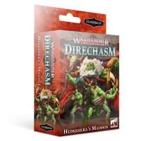 Warhammer Underworlds: Direchasm – Hedkrakka Madmob