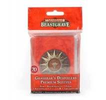 Beastgrave : Grashrak's Despoilers Premium Sleeves