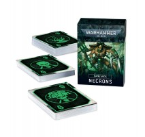 Datacards : Necrons (English)