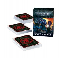 Datacards : Space Marines (English)