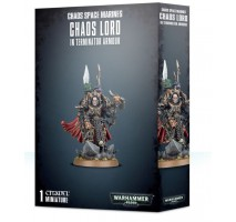Chaos Space Marines Chaos Terminator Lord