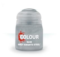 Base : Grey Knights Steel