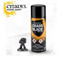 Chaos Black Primer - 400 ml spray