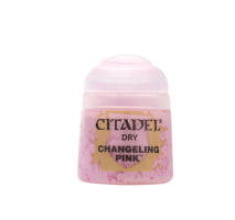 Dry : Changeling Pink