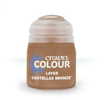 Layer : Castellax Bronze