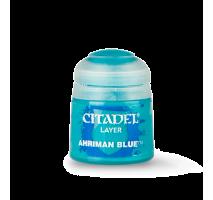 Layer : Ahriman Blue