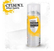 Citadel Munitorum Varnish (matte) - 400 ml spray