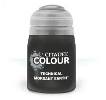 Technical : Mordant Earth