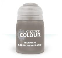 Technical : Agrellan Badland