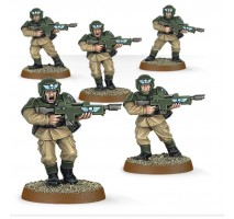 Astra Militarum Cadians (easy to build)