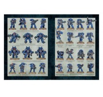 Codex : Space Marines (hardback)
